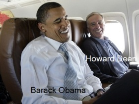 Dean and Obama
