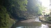 Swing in Gitgit waterfalls